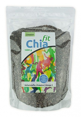 Chia Fit (Salvia Hispanica), 1000 g - 1