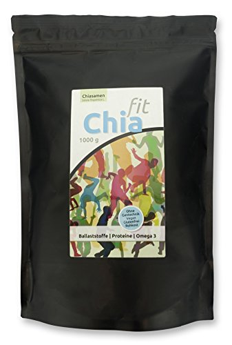 Chia Fit (Salvia Hispanica), 1000 g - 3
