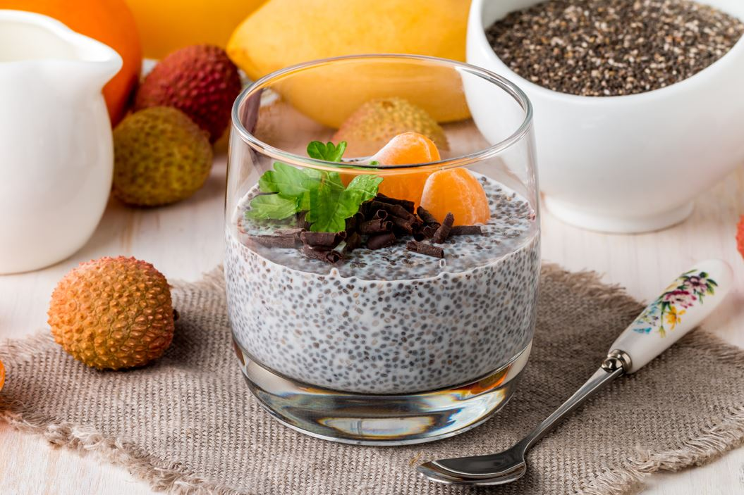 Chia Seeds, Buy, Recipes, Pudding, Loss Weight, Benefits, Calories