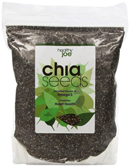 Healthy Joe Chia Seed, 3 Pound - 1