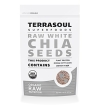Terrasoul Superfoods White Chia Seeds (Organic), 1 Pound - 1